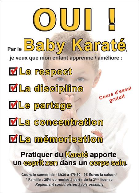 Baby Karaté
