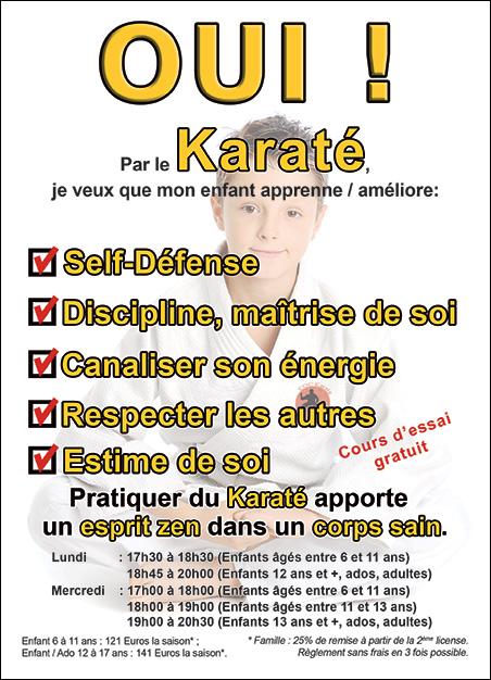 Karaté Ado